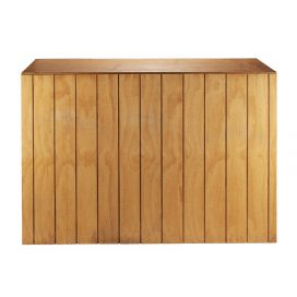 Bar – Wooden Natural Timber