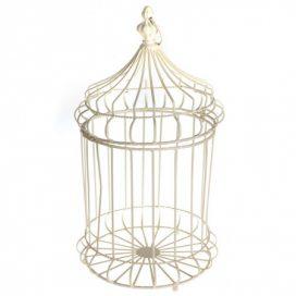 Birdcage – Cream Large