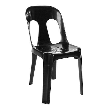 Black Plastic Chairs Black Plastic Chairs | Winda 7 Furniture