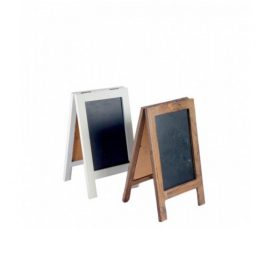 Blackboard – Timber White Small