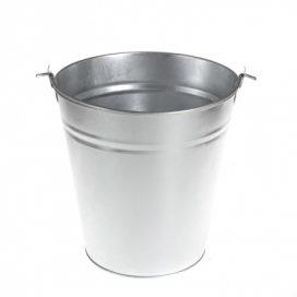 Bucket – Tin Hanging Large
