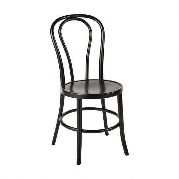Chair – Bentwood Black