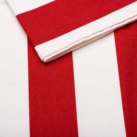 Runner - Stripe Thick Red & White