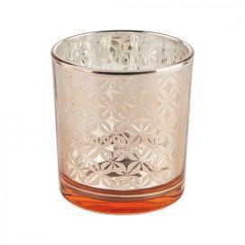 Tea Light Holder - Copper