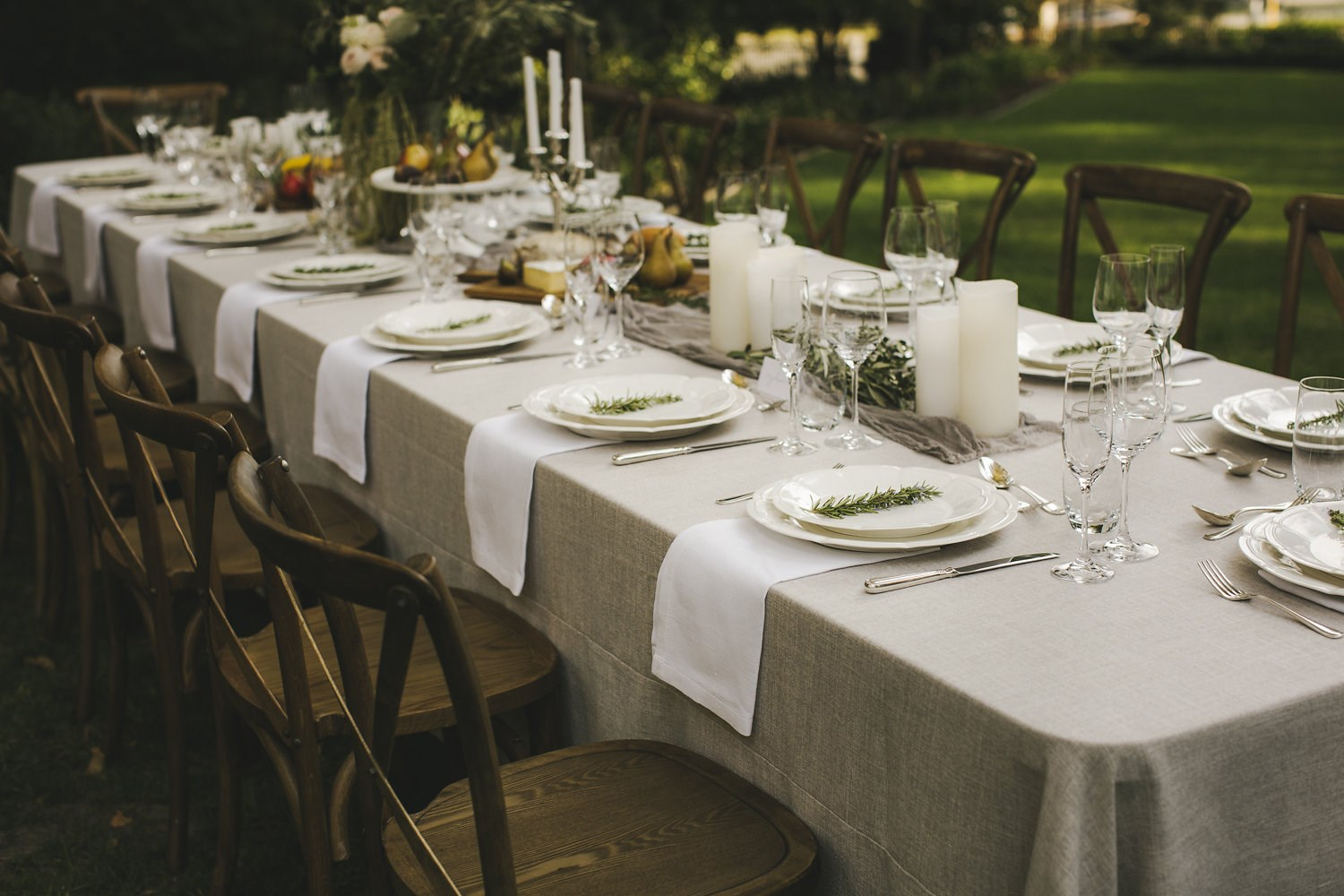 French Provincial Style Furniture Hire Perth Hire Society