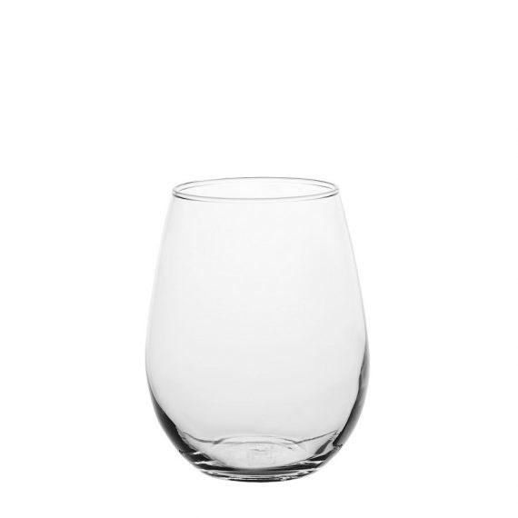 White Wine Glass – Stemless