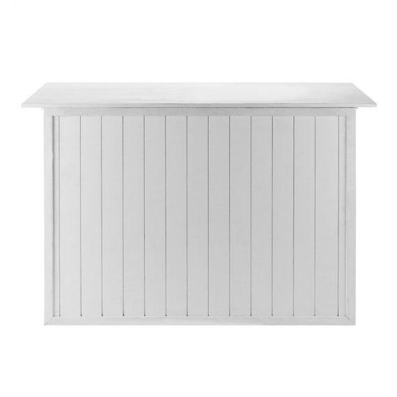 Bar – White Timber Panel