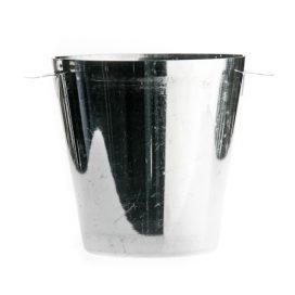 stainless steel champagne bucket party hire