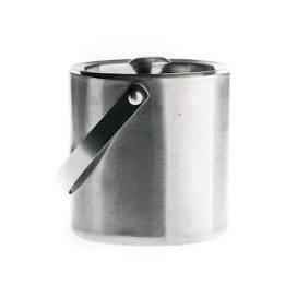 Ice Bucket – Stainless Steel
