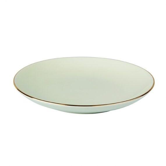 Side Plate – Vintage Teal Green