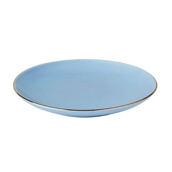 Side Plate – Vintage Blue