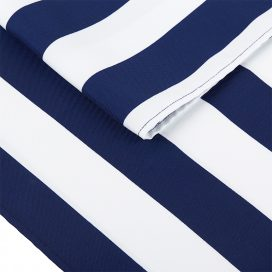 Runner – Stripe Thick Navy & White