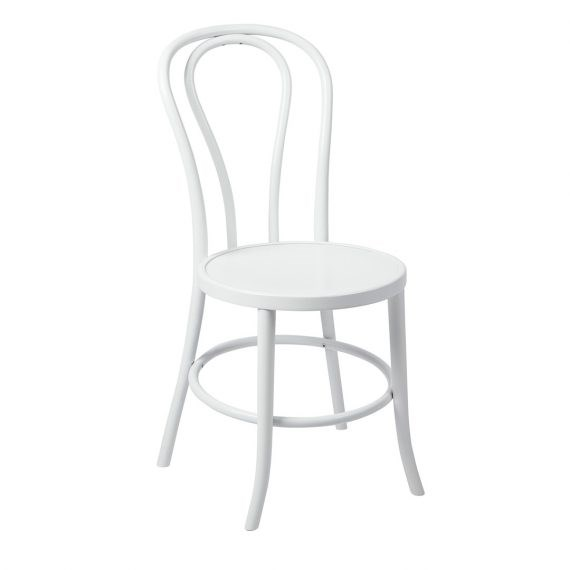 Superieur Chair U2013 Bentwood White