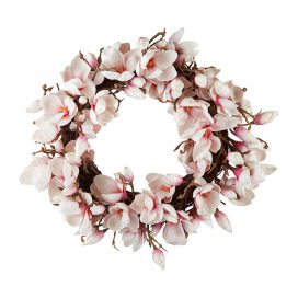 Wreath – Magnolia Pink