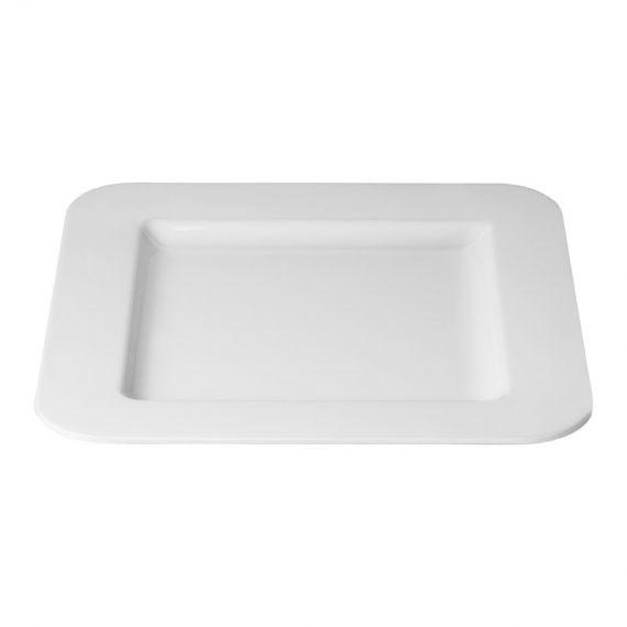 Platter – Melamine Square 30cm x 30cm (Rounded Corners)