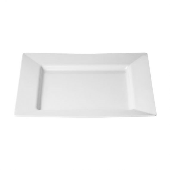 Platter – Melamine Square 30cm x 30cm (Square Corners)