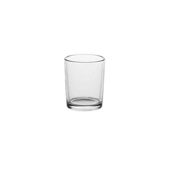 Tea Light Holder – Glass (Votive)