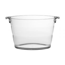 Wine Bucket – Acrylic Oval