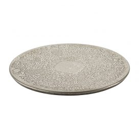 Place Mat – Silver