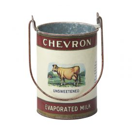 Tin – Hanging Chevron