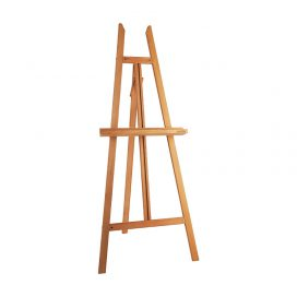 Raw Timber Easel
