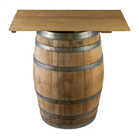 Table Top – Oregan Light (for Wine Barrel)