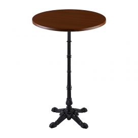 Dry Bar Table – Antique with New Top