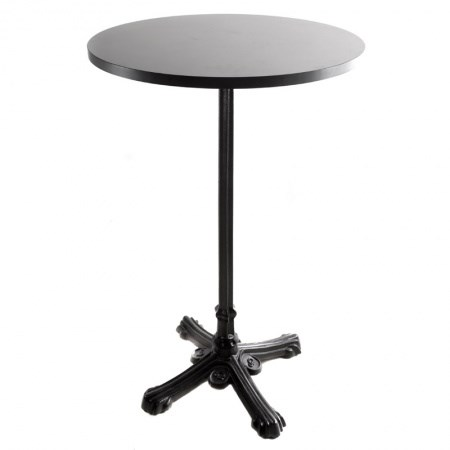 Dry Bar Table – Antique (with Claw Feet)