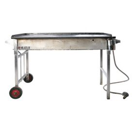 Barbecue with Gas (Outdoor Use Only)