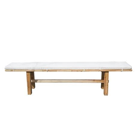 Cushion – for Bench Seat (Natural Timber)