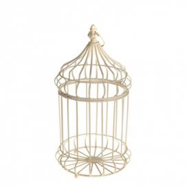 Birdcage – Cream Small