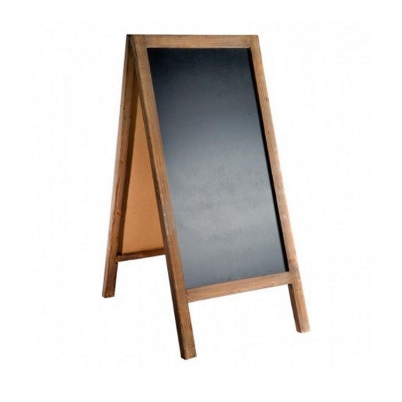 Blackboard – Timber Natural Large