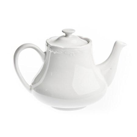 Teapot – Bristile White
