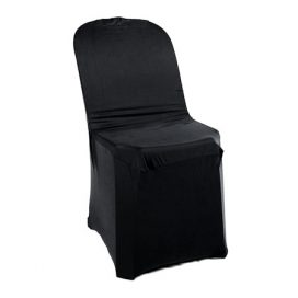 Chair Cover – Black (Lycra)