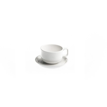 Cup and Saucer – Demitasse (Espresso)