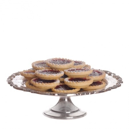 Cake Stand – Silver