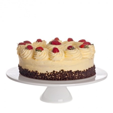 Cake Stand – White