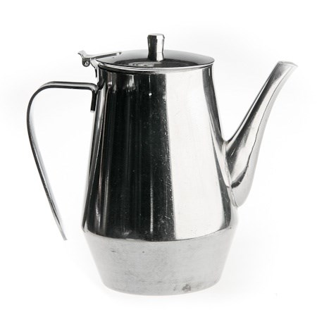 Coffee Pot – Stainless Steel