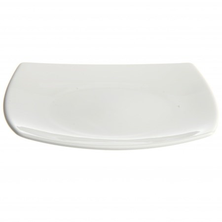 Dinner Plate \u2013 Square Large  sc 1 st  Hire Society & Dinner Plate - Square Large - Hire Society