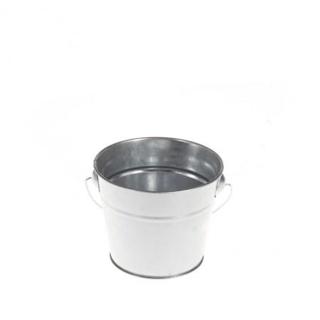 Bucket – Tin Hanging Small