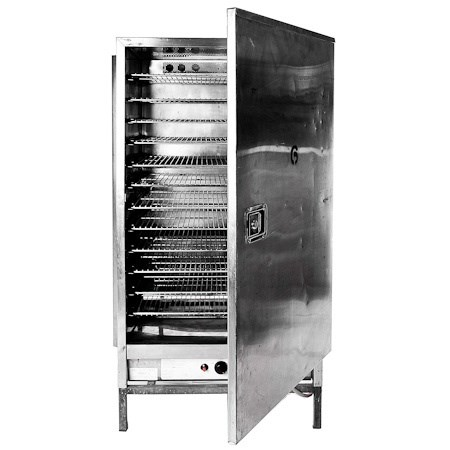 Hot Box – 12 Rack (including Gas)