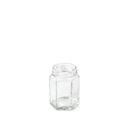 Jar – 55ml Hexagon (43mm)