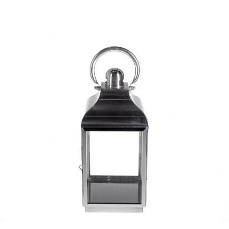Lantern – Metal & Glass Small