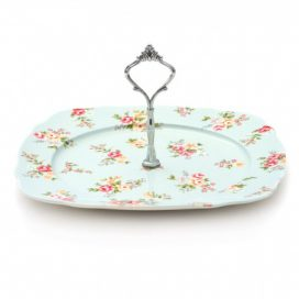Cake Presentation Plate – Liberty Blue