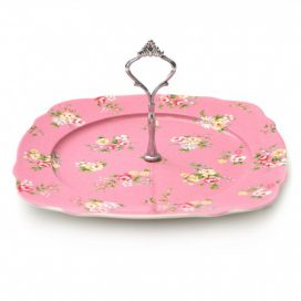Cake Presentation Plate – Liberty Pink