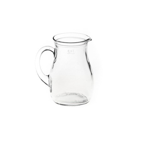 Milk Jug – Glass 600ml