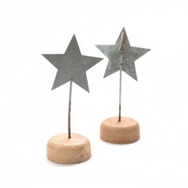 Place Card Holder – Star