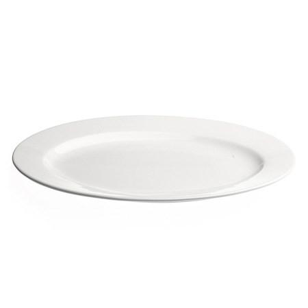 Platter – Ceramic Oval Bristile 36cm x 30cm