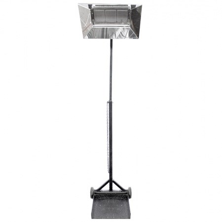 Radiant Gas Heater with Gas (Outdoor Use Only)
