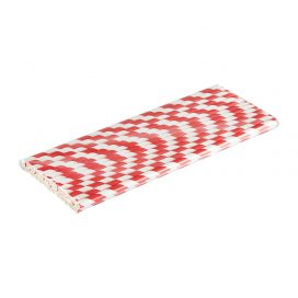 Paper Straws – Red
